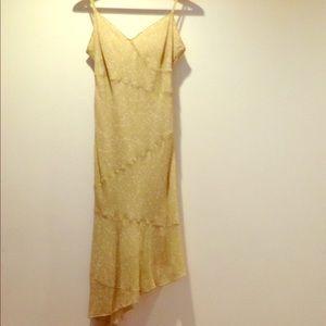 Silk Max Studio Dress